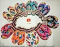 东南亚畅销的白鸽冠军鸽吉利鸽王牌塑料微孔拖鞋 4