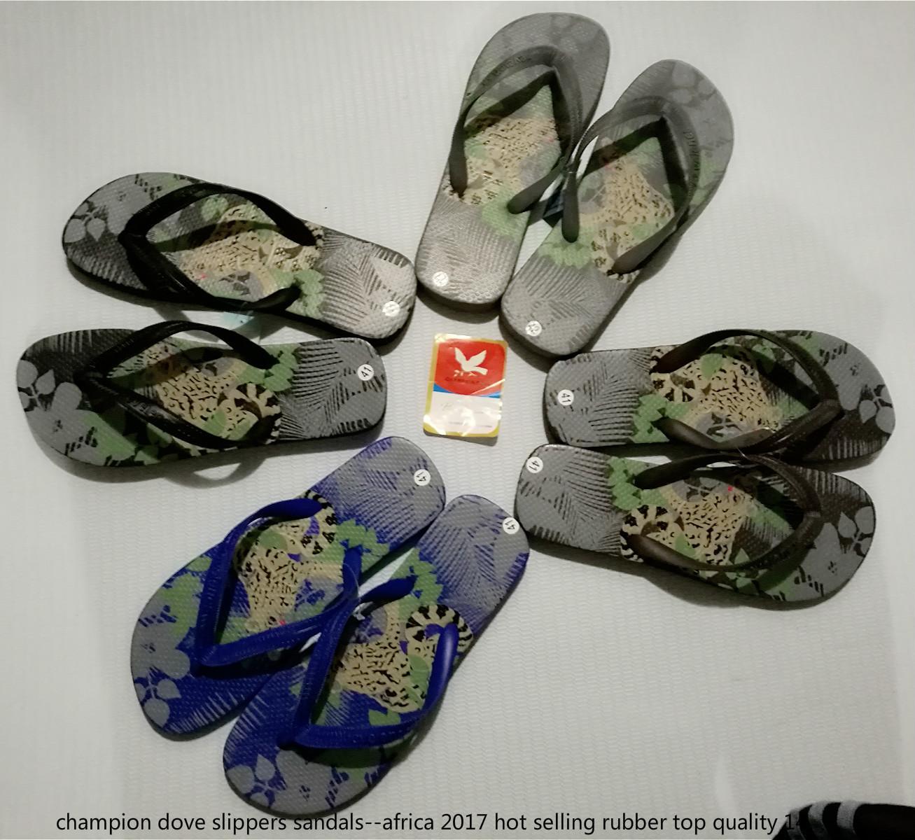 东南亚畅销的白鸽冠军鸽吉利鸽王牌塑料微孔拖鞋 5