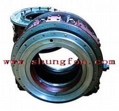 turbo casing