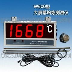 壁挂式測溫儀