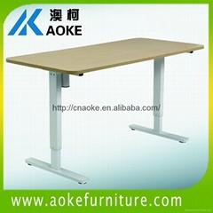 AOKE AK02EST-AJ single motor standing desks