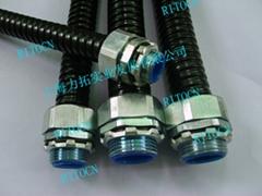 防水金属软管