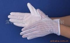 Anti-Static PU Coated Gloves
