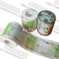 歐元印刷卷筒衛生紙 5