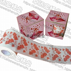printed toilet paper 2ply x 25m novelty loo roll
