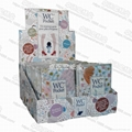 printed paper toilet seat cover 40cm x 42cm flushable