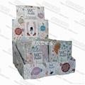 printed paper toilet seat cover 40cm x 42cm flushable  1