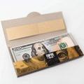 dollar bill rolling paper