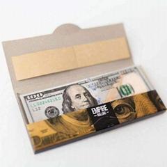 手工卷烟纸WISH 热卖美元卷烟纸