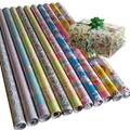輕塗紙彩色印花禮品包裝紙加工廠