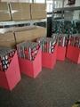 輕塗紙彩色印花禮品包裝紙加工廠鍍鋁箔紙防水高檔聖誕包裝紙套裝 6