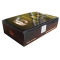 24K gold rolling paper custom printed smoking rolling paper