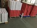 彩色印花禮品包裝紙套裝70cm x 2.5m 鐳射膜燙金 8