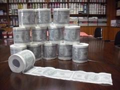 印花衛生紙個性廁紙彩色卷紙創意紙巾印刷廠