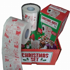 christmas toilet paper christmas tissue manufacturer