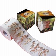 情人節卷紙情人節廁紙情人節衛生紙紙巾印刷廠