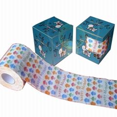 birthday toilet roll custom printed toilet paper