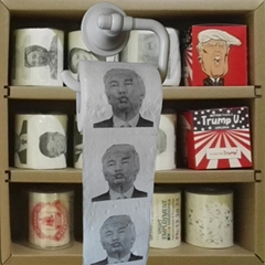 trump toilet paper turmp toilet roll trump toilet tissue