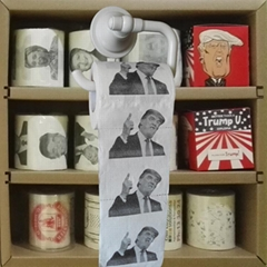 Donald trump toilet paper trump tissue china supplier