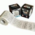Sudoku games color bathroom tissue