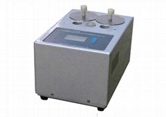 殘渣燃料油潔淨性及相容性測試儀(斑點法)
