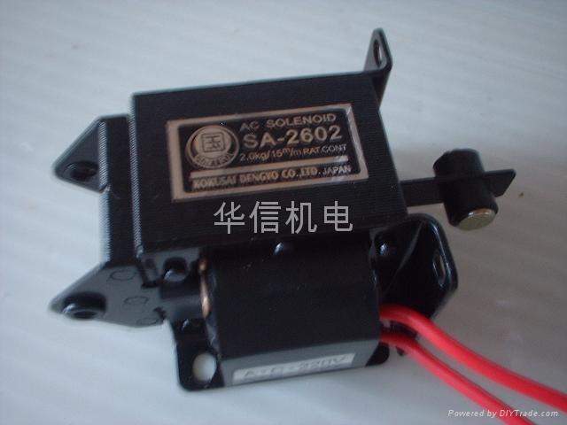 SA牵引电磁铁 2