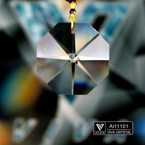 K9水晶燈飾配件 (八角珠) 1