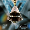 K9水晶燈飾配件 鑽石球
