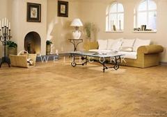 厂家批发软木地板工厂直销软木地
