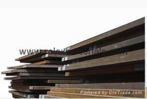 ASME SA537 CL2 / ASTM A537 CL-2 Pressure Vessel Plate 1