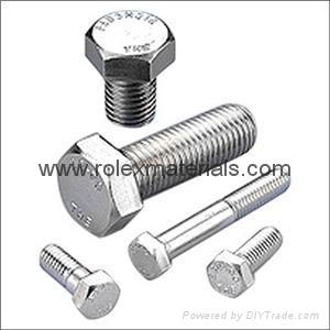 Stainless Steel Fasteners SA193 Grade B8 & B8M 1