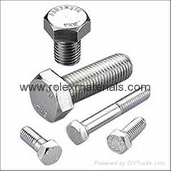 Stainless Steel Fasteners SA193 Grade B8 & B8M