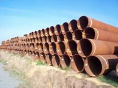 API5L X52 PSL1 PSL2 LSAW Pipes