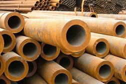 High Tensile Tubes ST52-3 S355J2G3  2