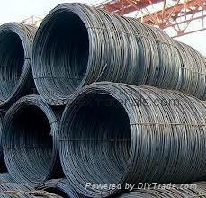 Wire Rod 11SMn30 EN1A Non-Leaded