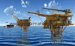API 2H Grade 50 Offshore Steel Plate
