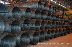 Wire Rods 10B21 15B25 EN-31 SAE52100 1