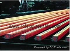 Carbon Steel IS-2830 Concast Billet Ingot