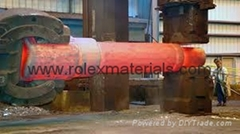 High Tensile Manganese Steel Forgings