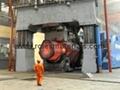 Forgings S355J2G3 Open Die Steel EN
