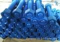 Bolts SA193 Grade B7 Nuts SA194 Grade 2H