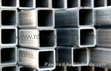 Rectangular Square Hollow Section IS-4923 2