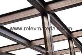 Structural Steel ASTM A36 Beam Channel Angle 5