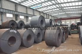 Hot Rolled IS-2062:2011 Coils Sheets Plates 5
