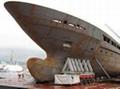 Marine Grade Shipbuilding Quality Steel Sheet Plate 4