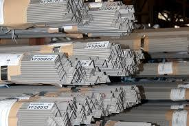 Stainless Steel ASTM A484 Angle Channel Beam 6