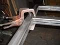 MS Steel Structure Fabrication Welding 8