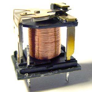 Relay Core Pin Heelpiece Armature 1