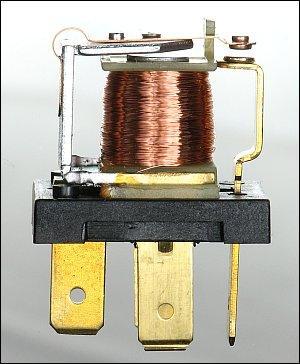 Relay Core Pin Heelpiece Armature 3