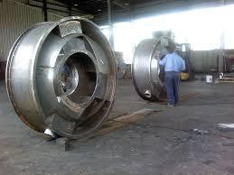 Heavy Fabrication Machining Welding Job Work 2